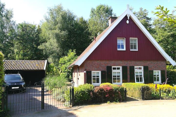 Winterswijk Meddo的民宿