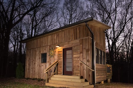 New Tiny House near Downtown and Blue Ridge!