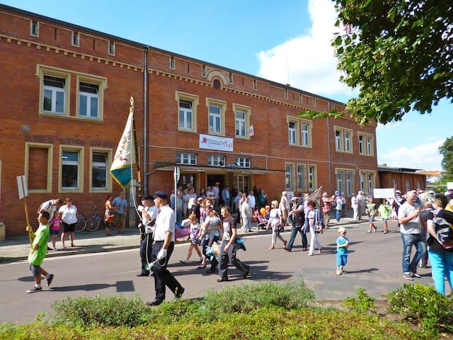 Dessau-Roßlau的民宿
