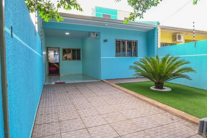 Parque Residencial Três Bandeiras的民宿