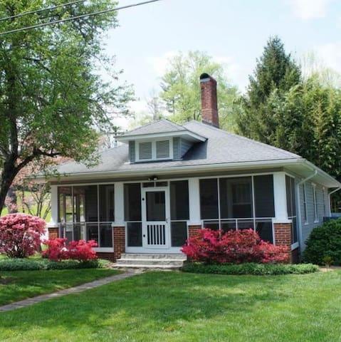 The Cottage at Franklin Park, Brevard NC
