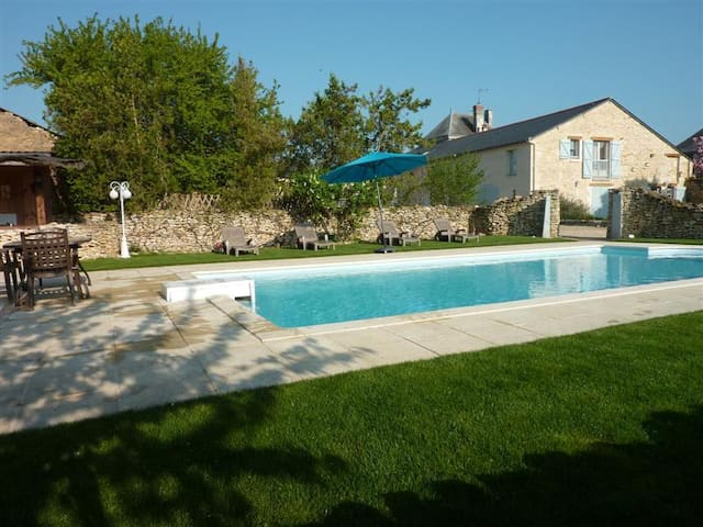 Montreuil-Bellay的民宿