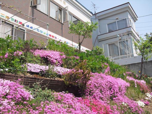 札幌市的民宿