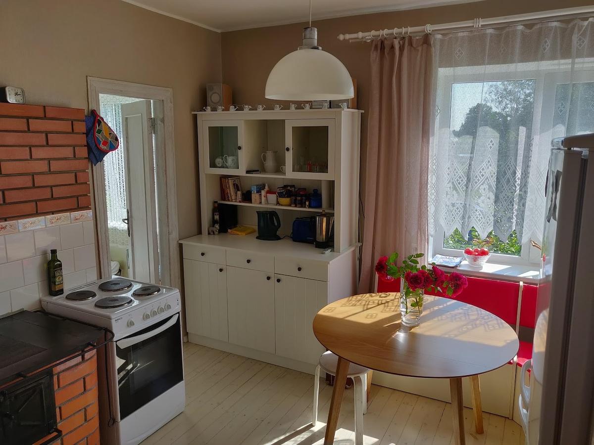 Cozy Homelike Summer Apartment in Kärdla