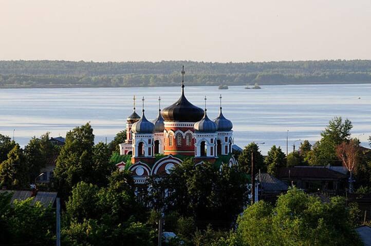 Kozmodemyansk的民宿