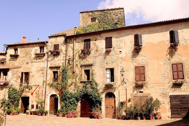 Montemerano的民宿