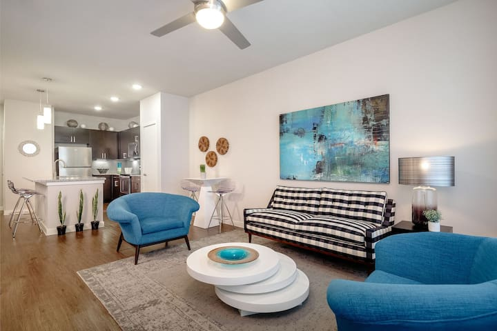 A place to call home   2BR in San Antonio