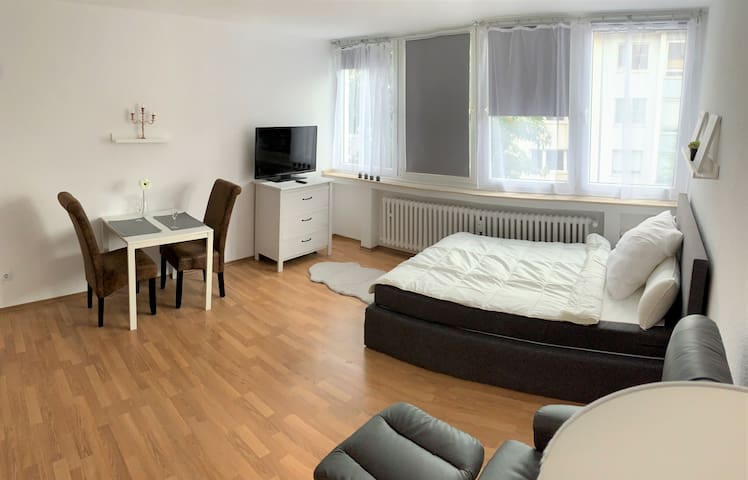 Exclusive Apartment in trendy area Flingern