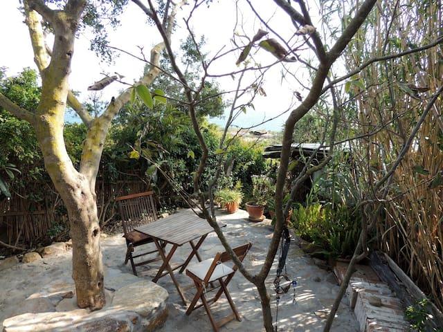 Casa Punta Paloma  .  Loft rústico
