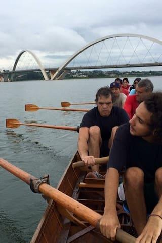 巴西利亚巴西城的体验