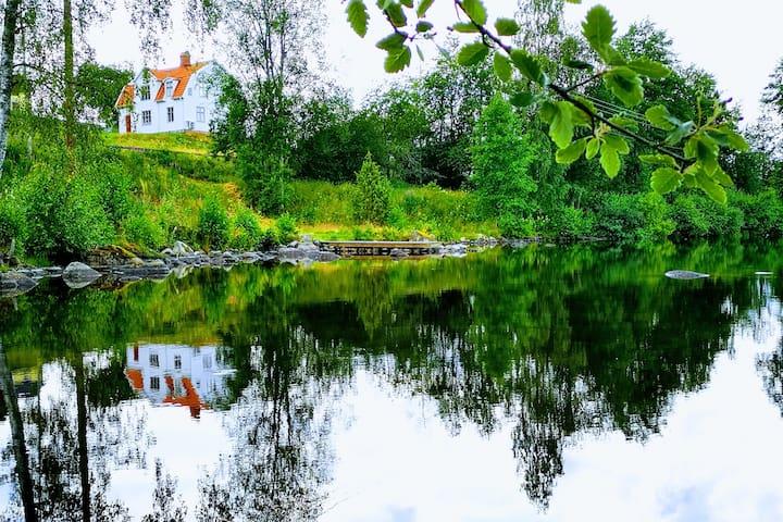 Åskog的民宿