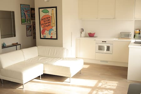Appartement contemporain à République