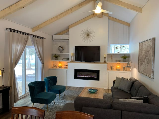 Upscale Getaway with the Comforts of City Living