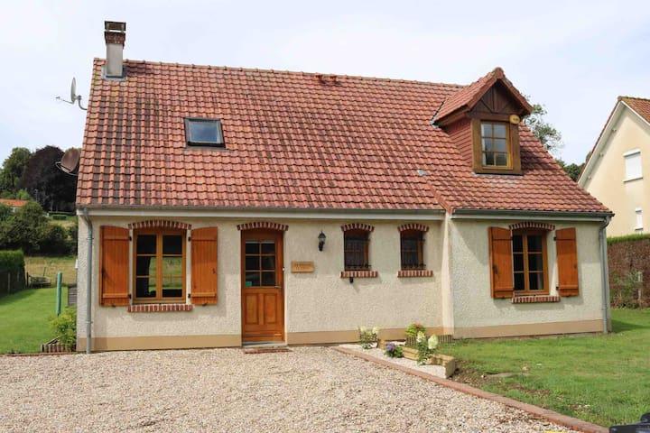 Boubers-lès-Hesmond的民宿