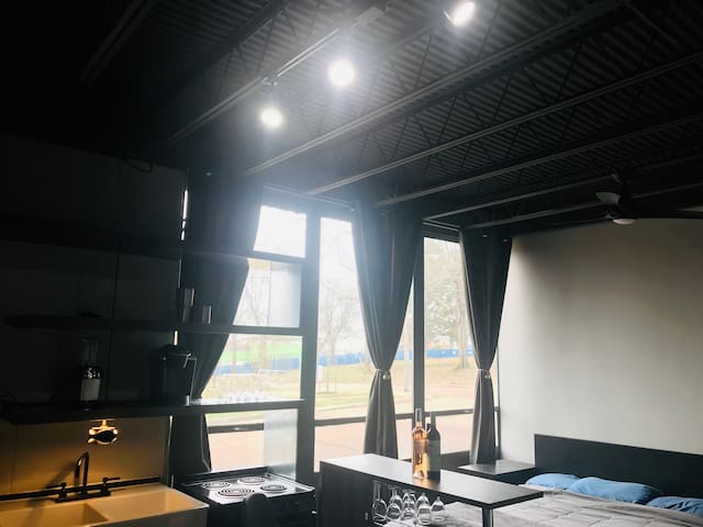 Loft Studio 103 in Coffee Prose @ The Monastery