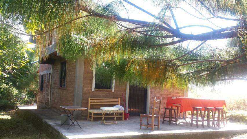 Los Aguajes的民宿