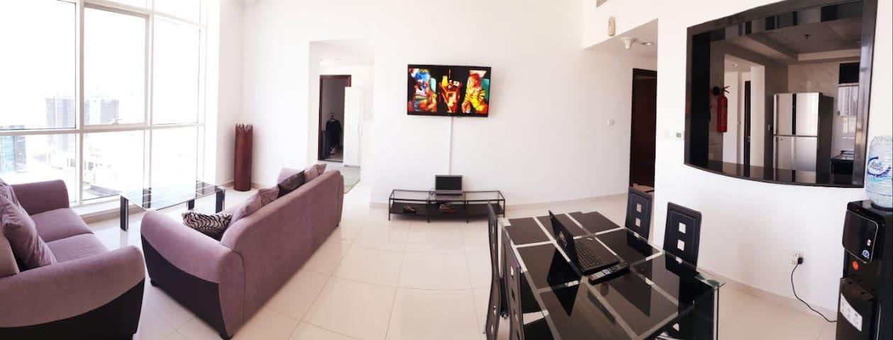 Amazing master bed room near Burj Khalifa