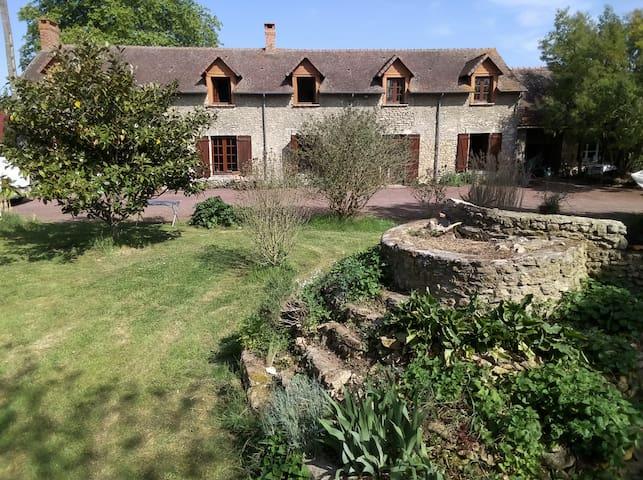 Crannes-en-Champagne的民宿