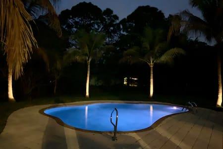 Priv 4 Bdm Palm Beach Gardens Pool Home Beach Shop