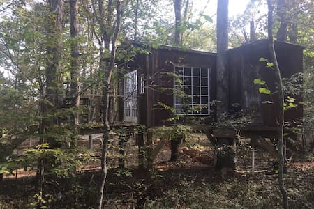 The Nest, Adult Treehouse near Nashville