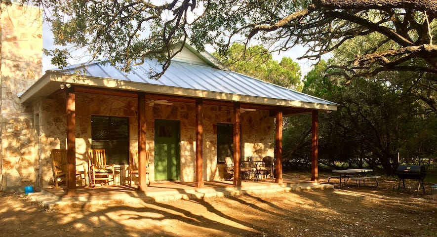 Medina River cabins - Laurel House 2