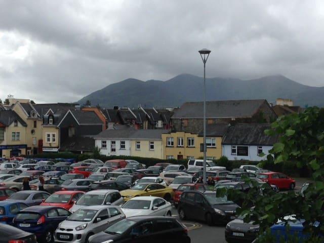 基拉尼(Killarney)的民宿