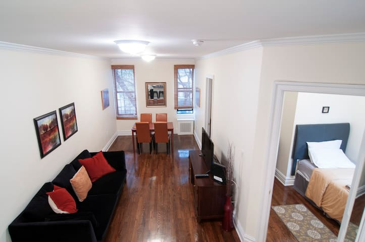 2 Bedroom in Upper West right next to Central Park
