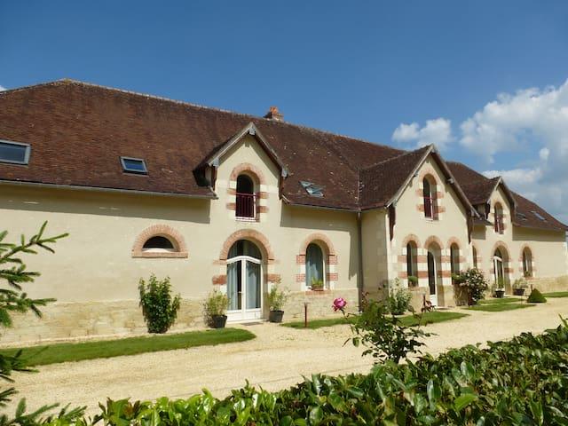 Saint-Jean-Saint-Germain的民宿
