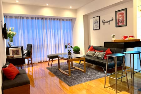 Smile Apartment - Miraflores/Kennedy Park/Larcomar