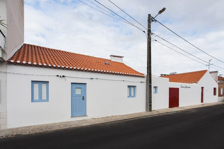 Salvaterra de Magos的民宿