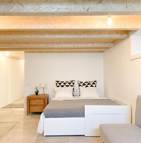 Studio T0 in Guest House Arca d'água