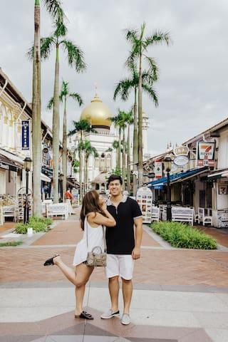 新加坡的体验