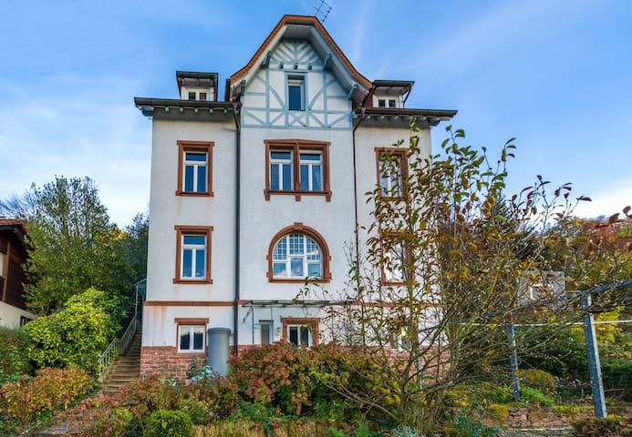 Neckargemünd的民宿