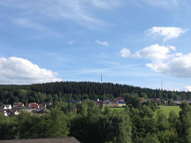 Bischofsgrün的民宿