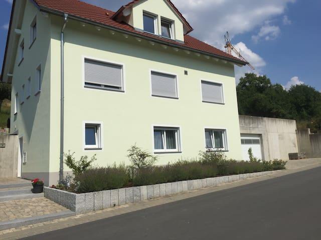 Bad Mergentheim的民宿