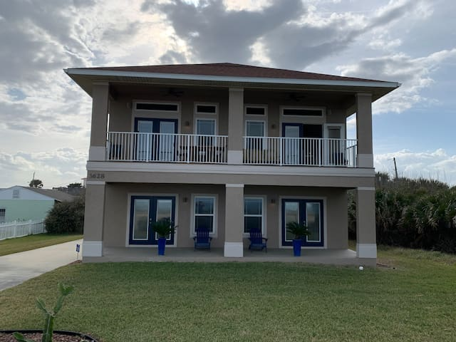 Oceanfront 3BR Ormond Beach Home with Private Pool