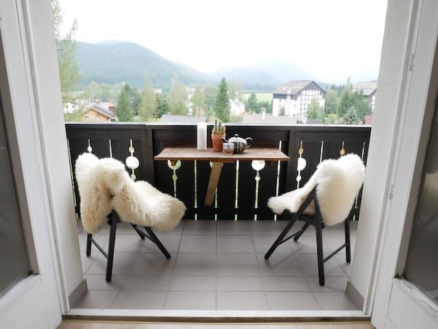 Mariazell studio direkt an der skipiste (2 gäste)