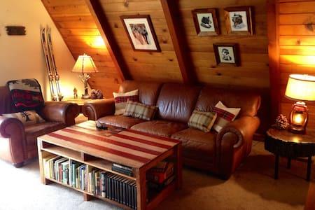Tahoe Alpin Haus