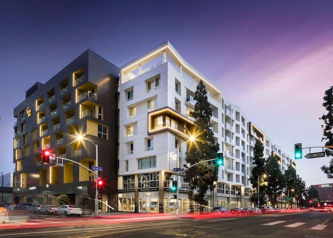 DOWNTOWN LA Luxury Apartment GREAT LOCATION DTLA