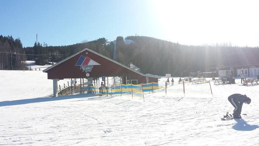 Borlänge的民宿