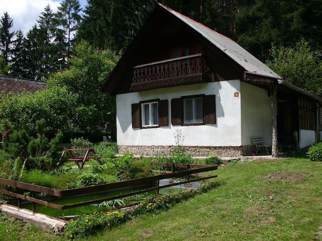 Dětřichov的民宿