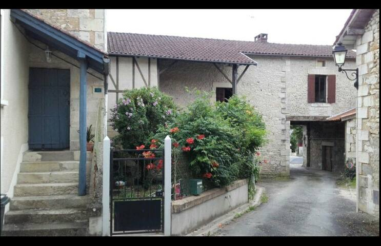Antonne-et-Trigonant的民宿