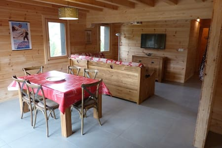 Morzine - Appartement 6/8 pers.