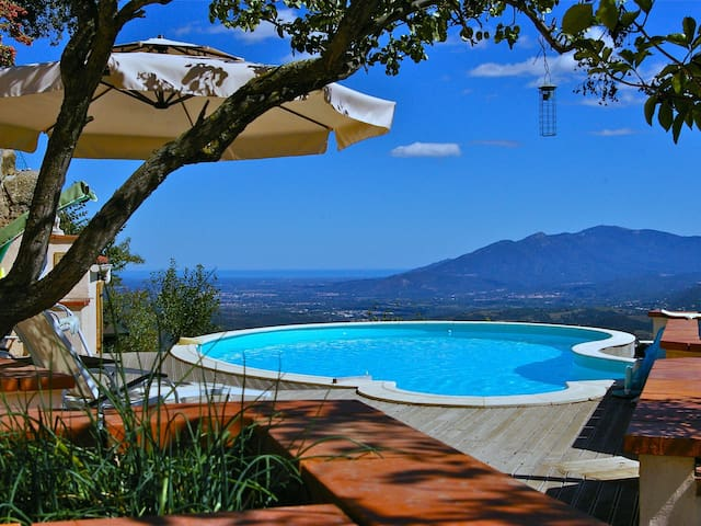 Mas Guardiole holiday apartment and private pool