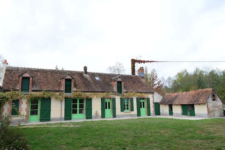 Mur-de-Sologne的民宿