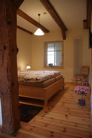 Guestroom 1 Rittergut Reudnitz