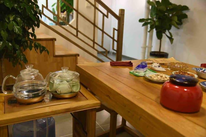 沧州的民宿