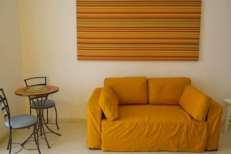 Copacabana - Estúdio Aconchegante e Tranquilo