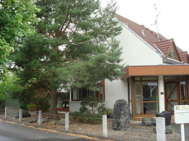 Rückersdorf的民宿