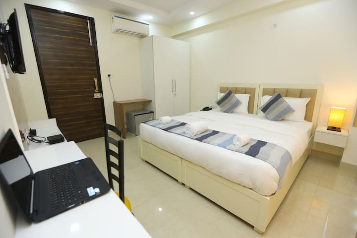 Zest by ZiffyHomes Service Apartment